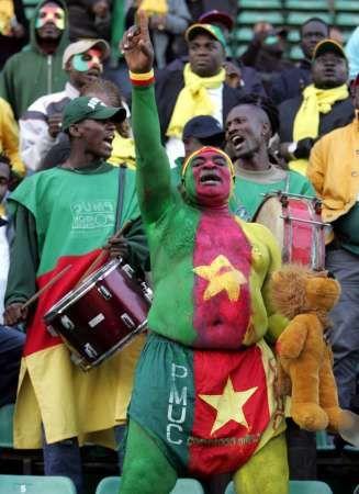 Cameroon Fan