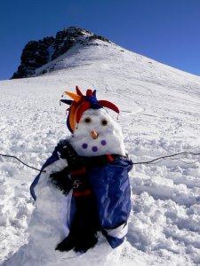 Matroosberg Snowman