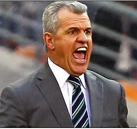 Javier Aguirre  Mexico manager