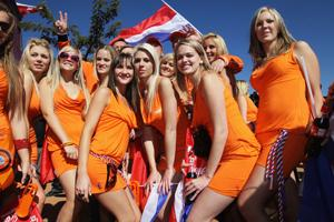 Dutch SWC Supporters