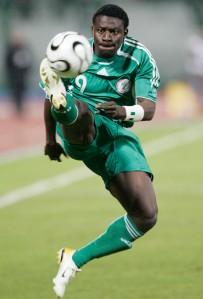 Nigeria Obafemi Martins