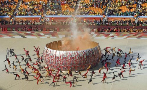 FIFA 2010 World Cup Opening Ceremony