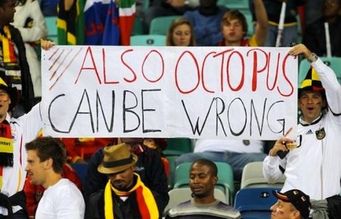 Germany v Spain: 2010 FIFA World Cup Semi Final