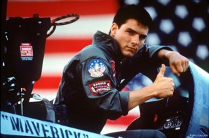 Maverick Thumbs Up