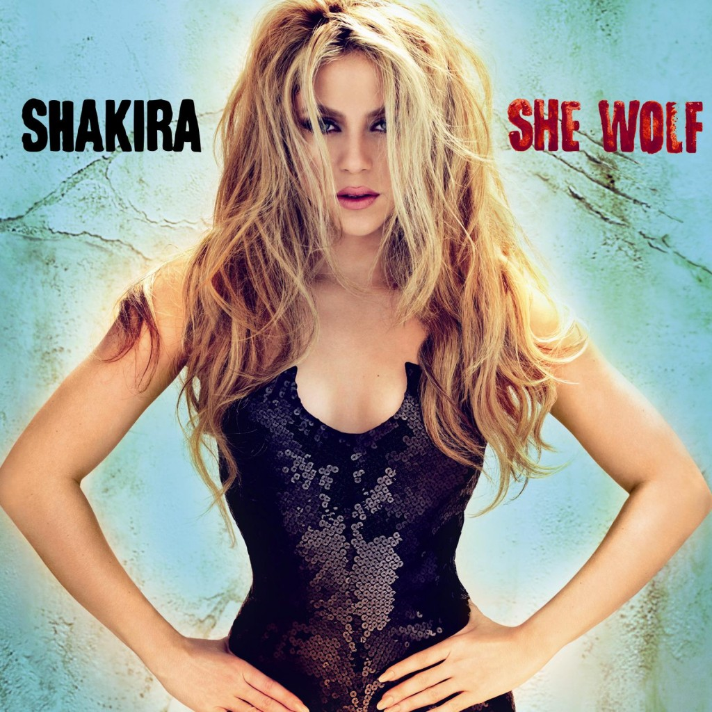 BEAUTY Shakira SheWolf