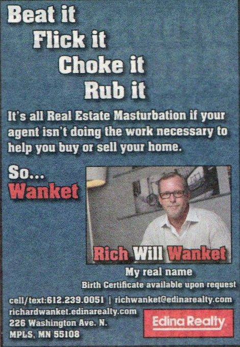 dick will wanket