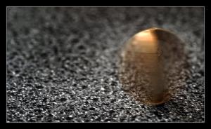 spinning coin flip