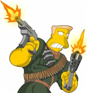 The Simpsons McBain