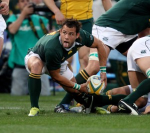 Rugby World Cup 2011: springboks Francois Hougaard