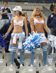Argentina Rugby world cup supporters