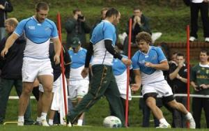 Rugby world cup 2011 South Africa vs Fiji prediction
