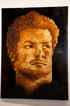 Richie McCaw Toast Collage