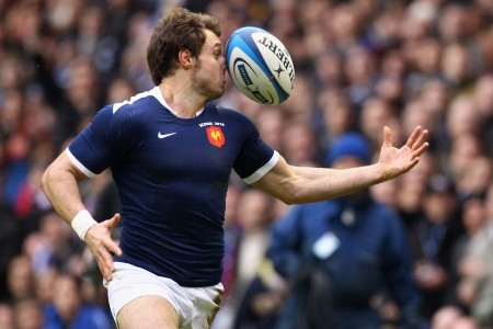 Vincent Clerc leading try scorer rugby world cup 2011