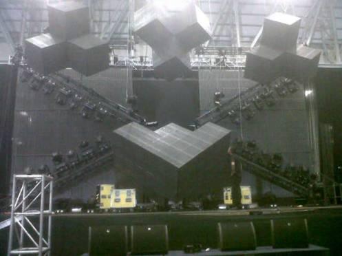 Deadmau5 in Cape Town DJ Box