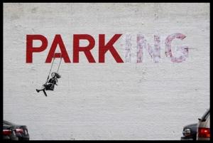Banksy park los angeles