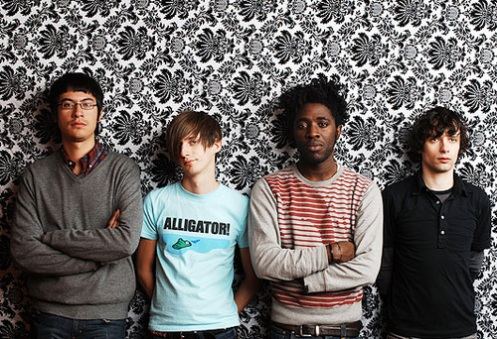 Bloc Party Tour South Africa - Four