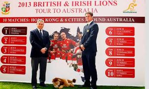 british-and-irish-lions tour of Australia