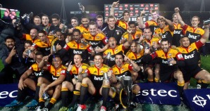 Chiefs 2012 Super Rugby Champions