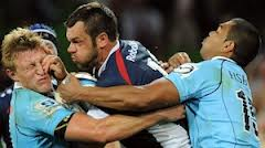 Waratahs vs Rebels