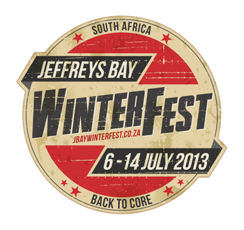 J-bay winter fest 2013 surfing