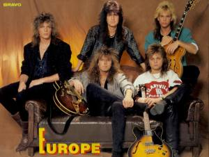 Europe the band