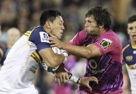 Jan Serfontein vs Brumbies